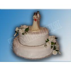 Ярусный тортик №14
