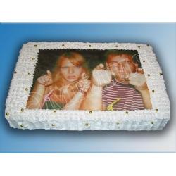 Торт с фото №21