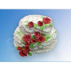 Торт юбилейный №62