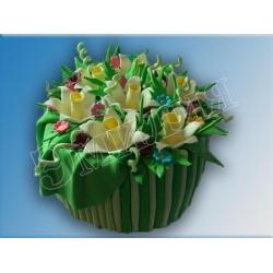 Торт юбилейный №10