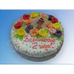 Торт цифра №26