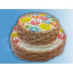 Торт на день рождения №38