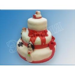 Ярусный тортик №23