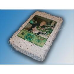 Торт с фото №28