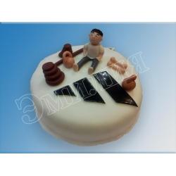 Торт спортивный №16