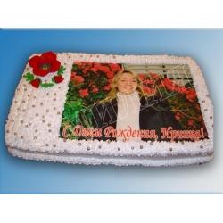 Торт на день рождения №25