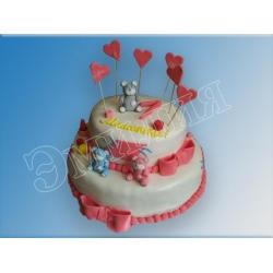 Детский торт №68