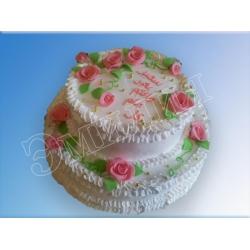 Торт на день рождения №52