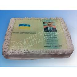 Торт на день рождения №46