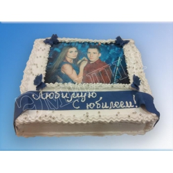 Торт юбилейный №59