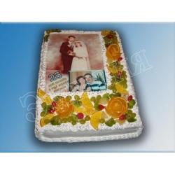 Торт с фото №20