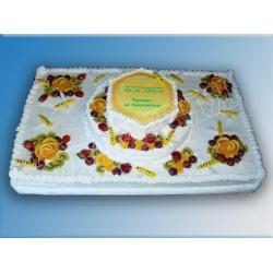Торт корпоративный №66