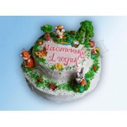 Детский торт №65