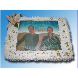 Торт корпоративный №36
