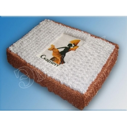 Торт корпоративный №107