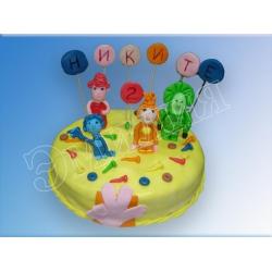 Детский торт №91