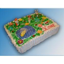 Детский торт №30