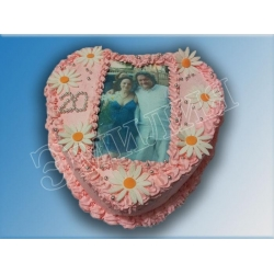 Торт с фото №6