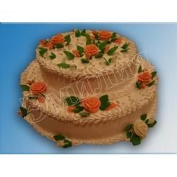 Торт на день рождения №8