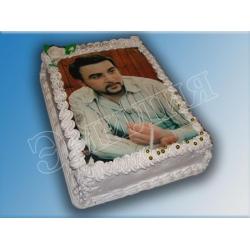 Торт с фото №19