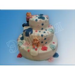 Ярусный тортик №26