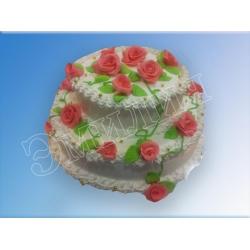 Торт на день рождения №50