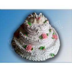 Ярусный тортик №3: заказать, доставка