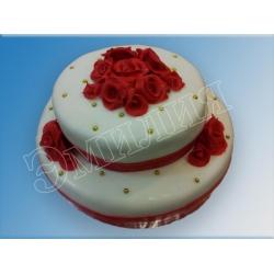 Ярусный тортик №21