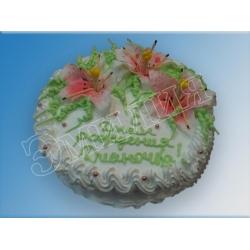 Торт на день рождения №42