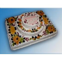 Торт для девочек №8
