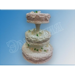 Торт на подставке №11