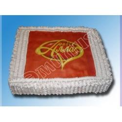 Торт корпоративный №35