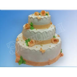Ярусный тортик №46: заказать, доставка