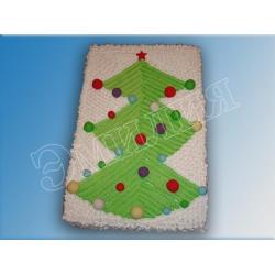 Торт новогодний №13