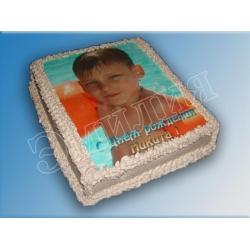 Детский торт №41
