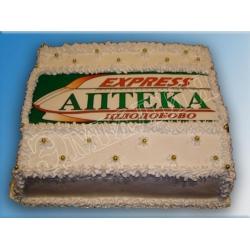 Торт корпоративный №101