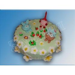 Детский торт №27