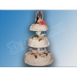 Торт на подставке №3