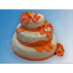 Ярусный тортик №27: заказать, доставка