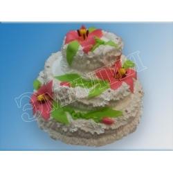 Ярусный тортик №24: заказать, доставка