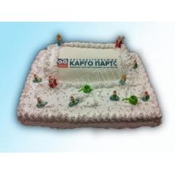 Торт корпоративный №112