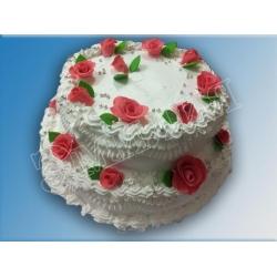 Торт юбилейный №5