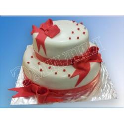 Ярусный тортик №42: заказать, доставка