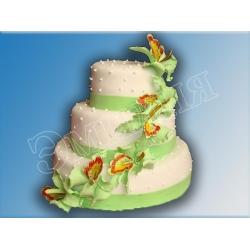 Ярусный тортик №16: заказать, доставка