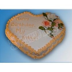 Торт на день рождения №22