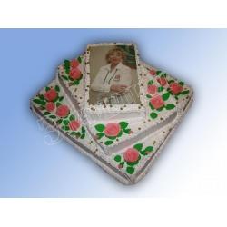 Торт юбилейный №21