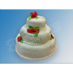 Ярусный тортик №29: заказать, доставка