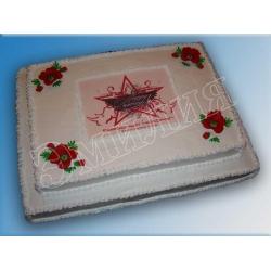 Торт корпоративный №63