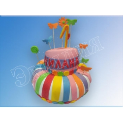 Торт цифра №27