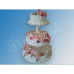 Торт на подставке №13
